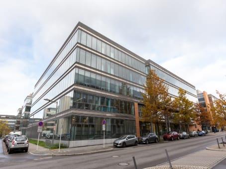 Regus - Luxembourg, Kirchberg City Centre - Eolis Square