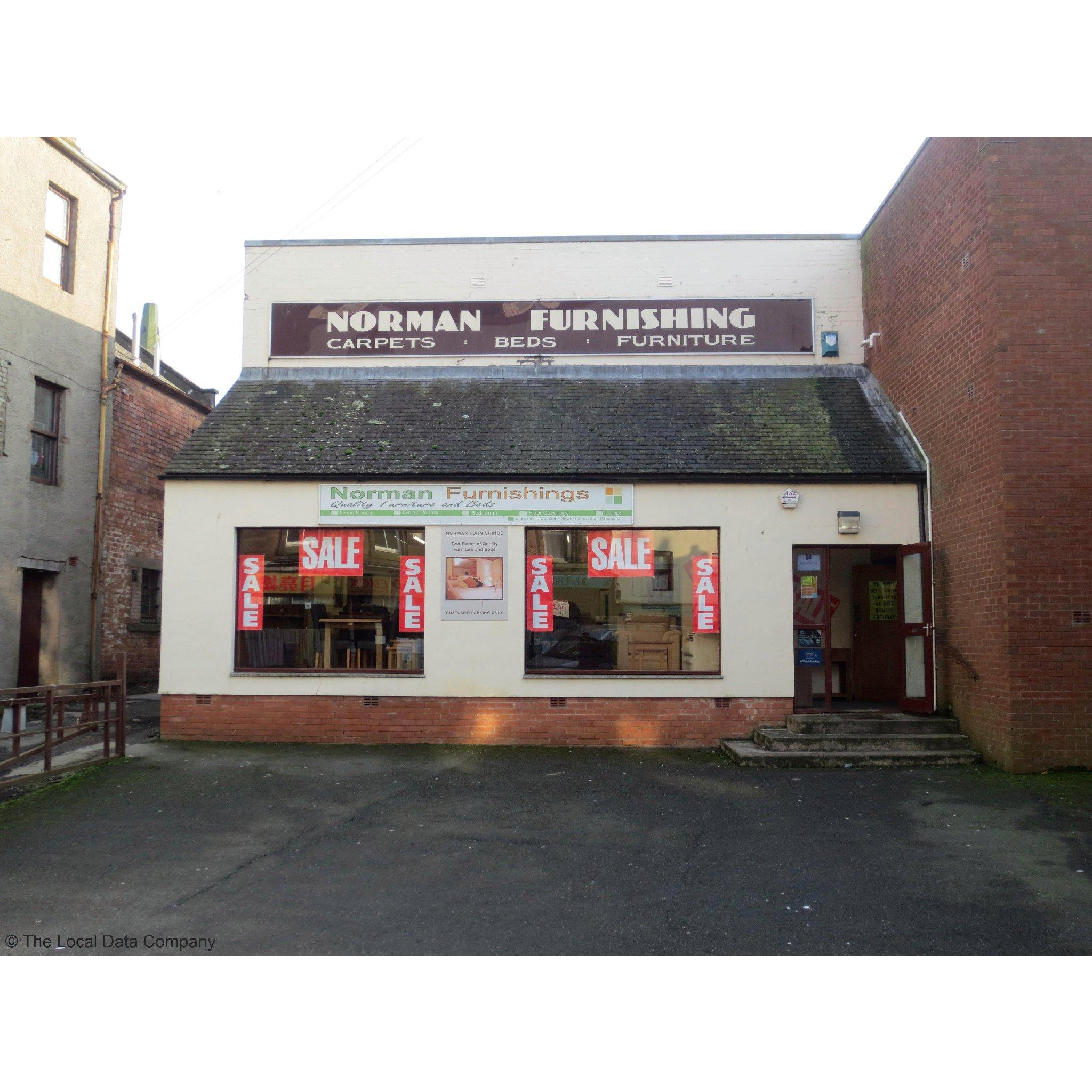 Norman furnishings in dumfries 38 46 english st for Retail furniture