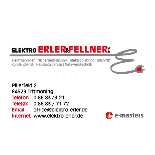 Bild zu Elektro Erler & Fellner GmbH in Tittmoning