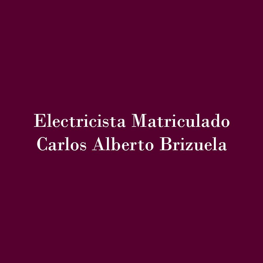 ELECTRICISTA MATRICULADO CARLOS ALBERTO BRIZUELA