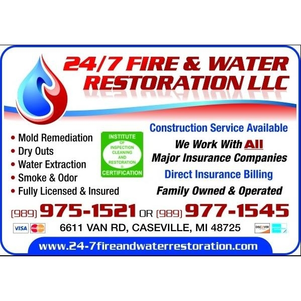 24 7 Fire and Water Restoration