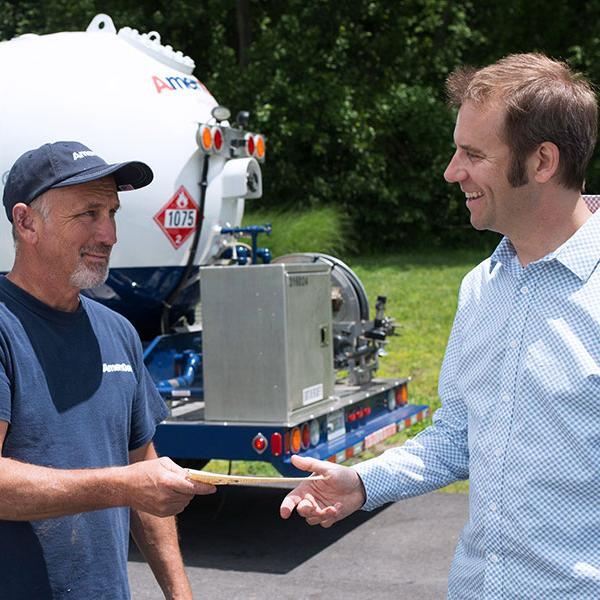 When it comes to keeping your life running smoothly, there's no better propane partner than AmeriGas.