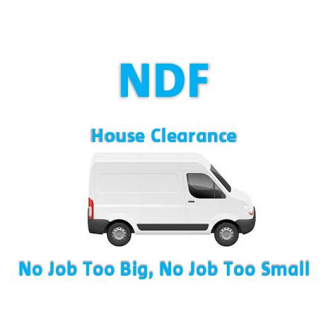 NDF House Clearance - Buxton, Derbyshire SK17 8ET - 07488 237764 | ShowMeLocal.com