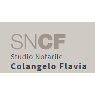 Studio Notarile Colangelo Dott.ssa Flavia