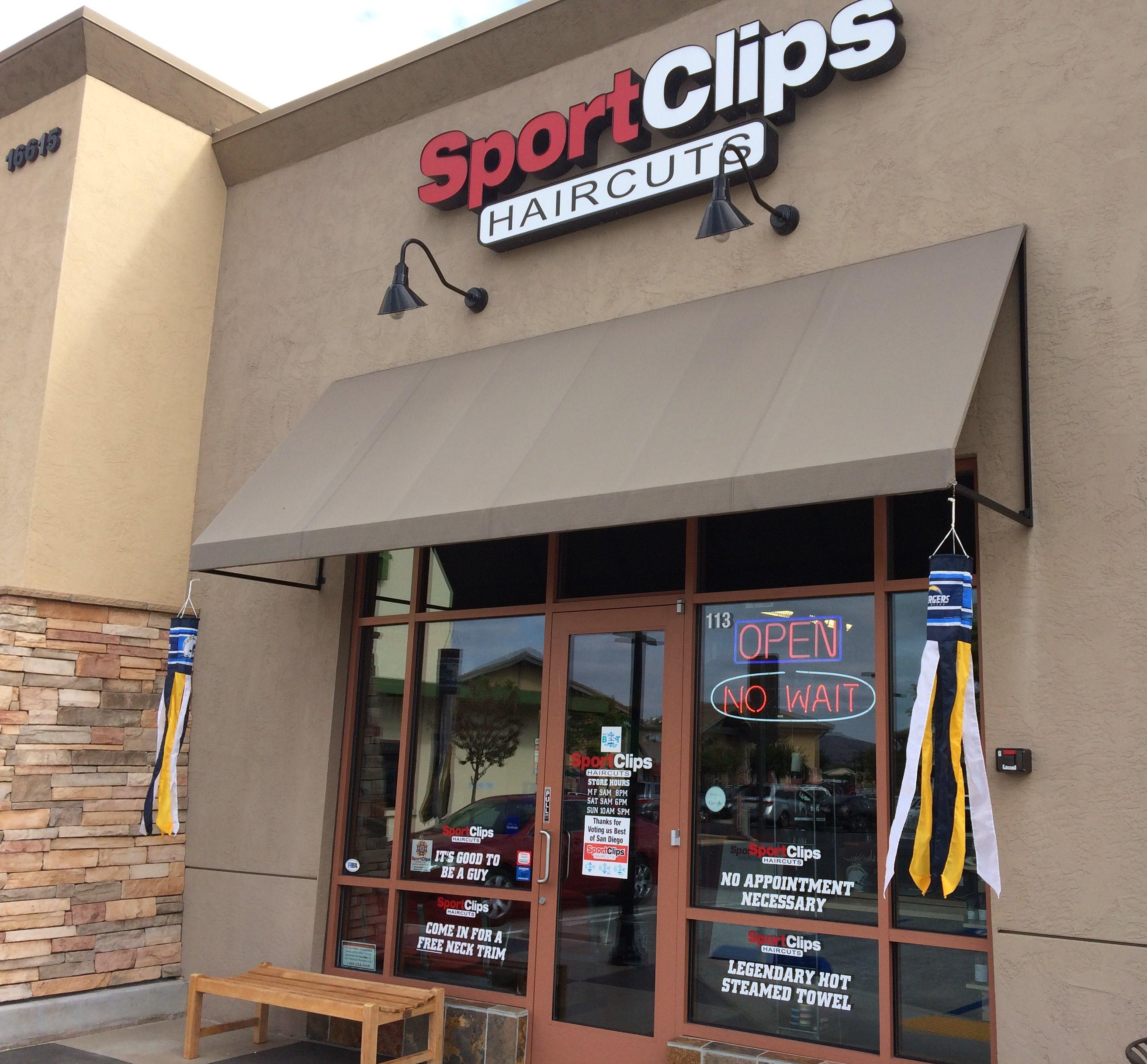 Sport Clips Haircuts of 4S Ranch Village Coupons near me