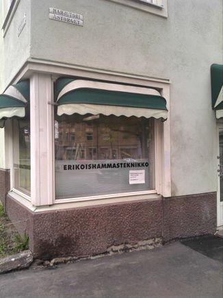 Erikoishammasteknikko Paavo Yliluoma / Apuhammas Oy