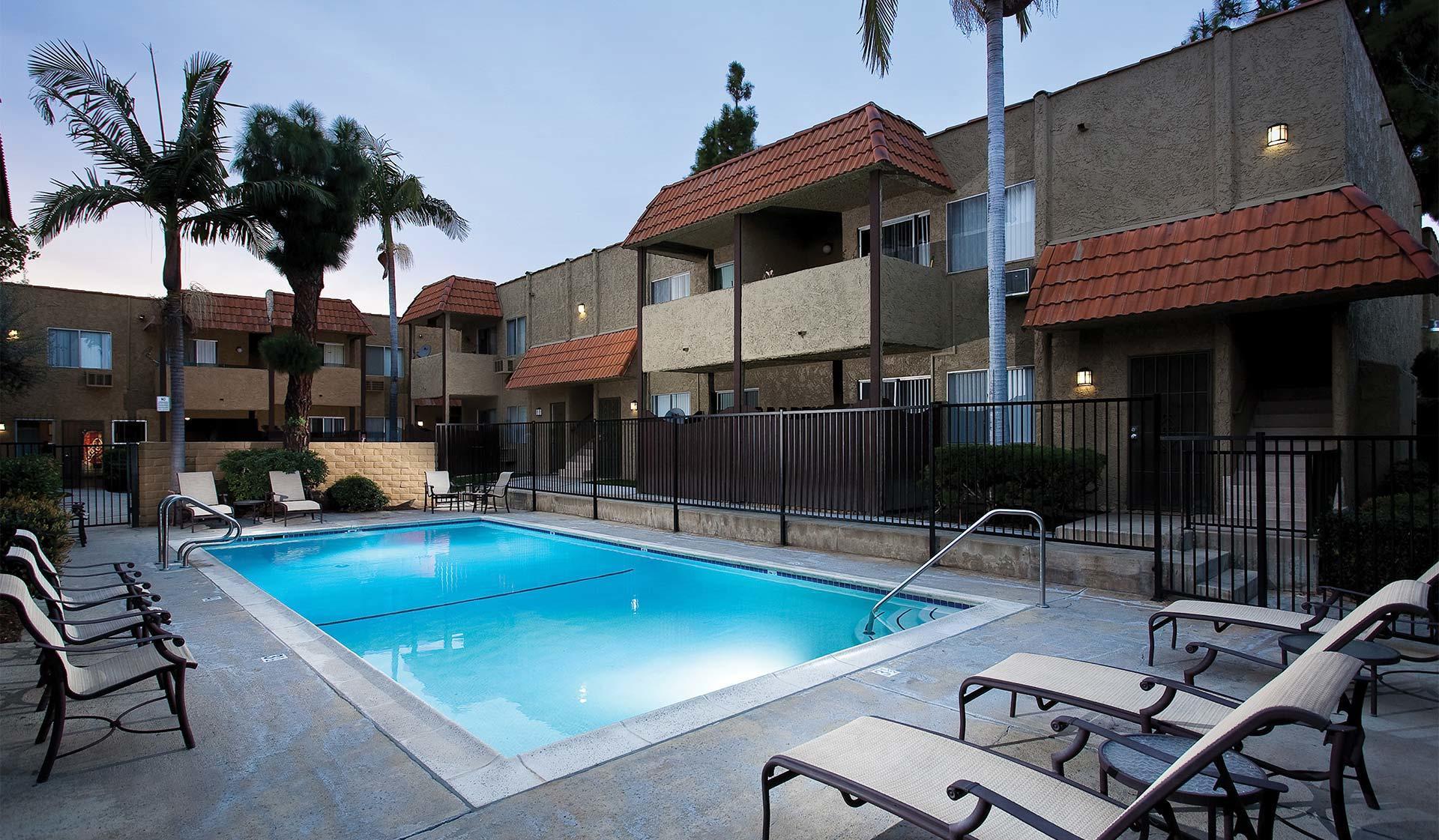 Villa Pointe Apartments Orange Ca