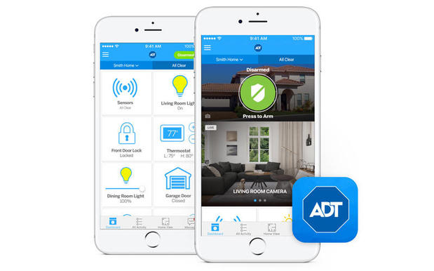 ASAP ADT Home Automation Phone