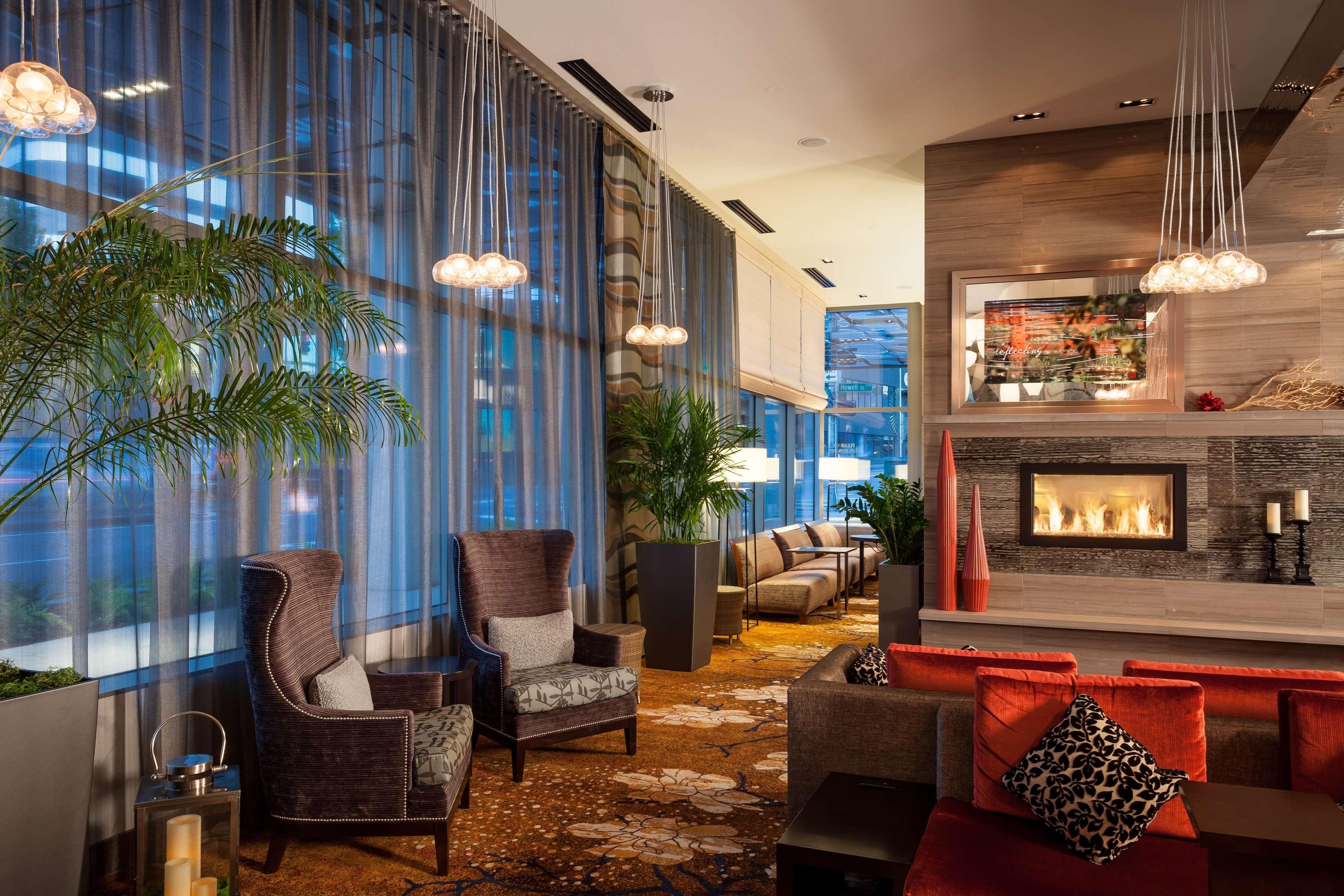 Hilton Garden Inn Seattle Downtown Seattle Washington Wa