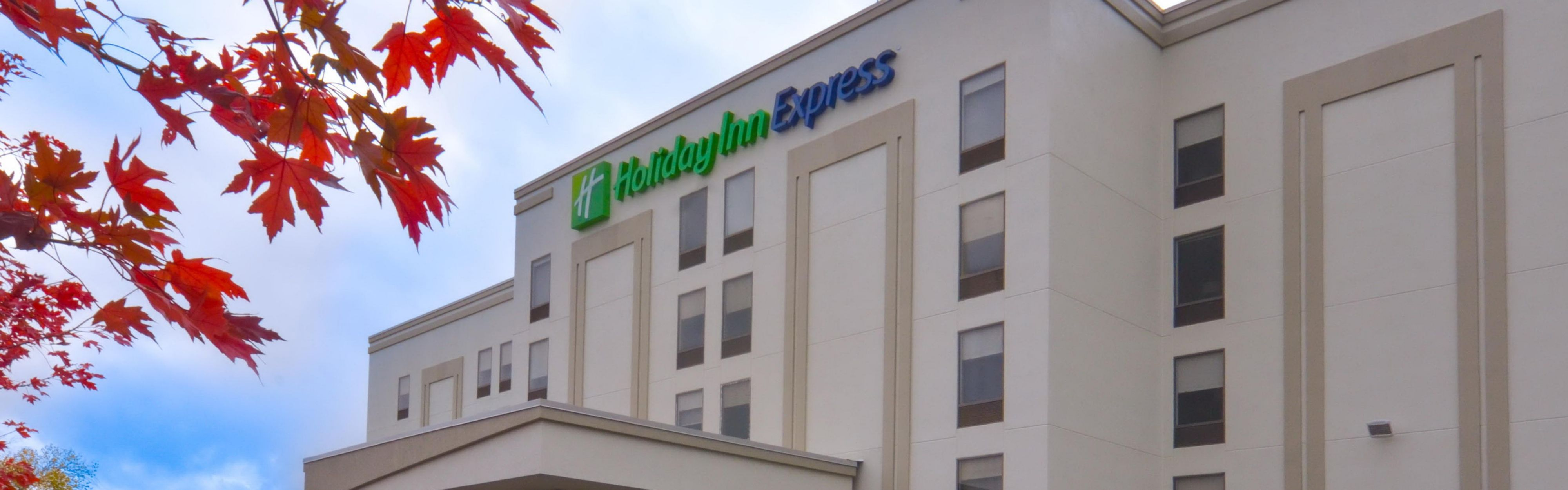 Holiday Inn Express Fayetteville Univ Of Ar Area Fayetteville Arkansas Ar