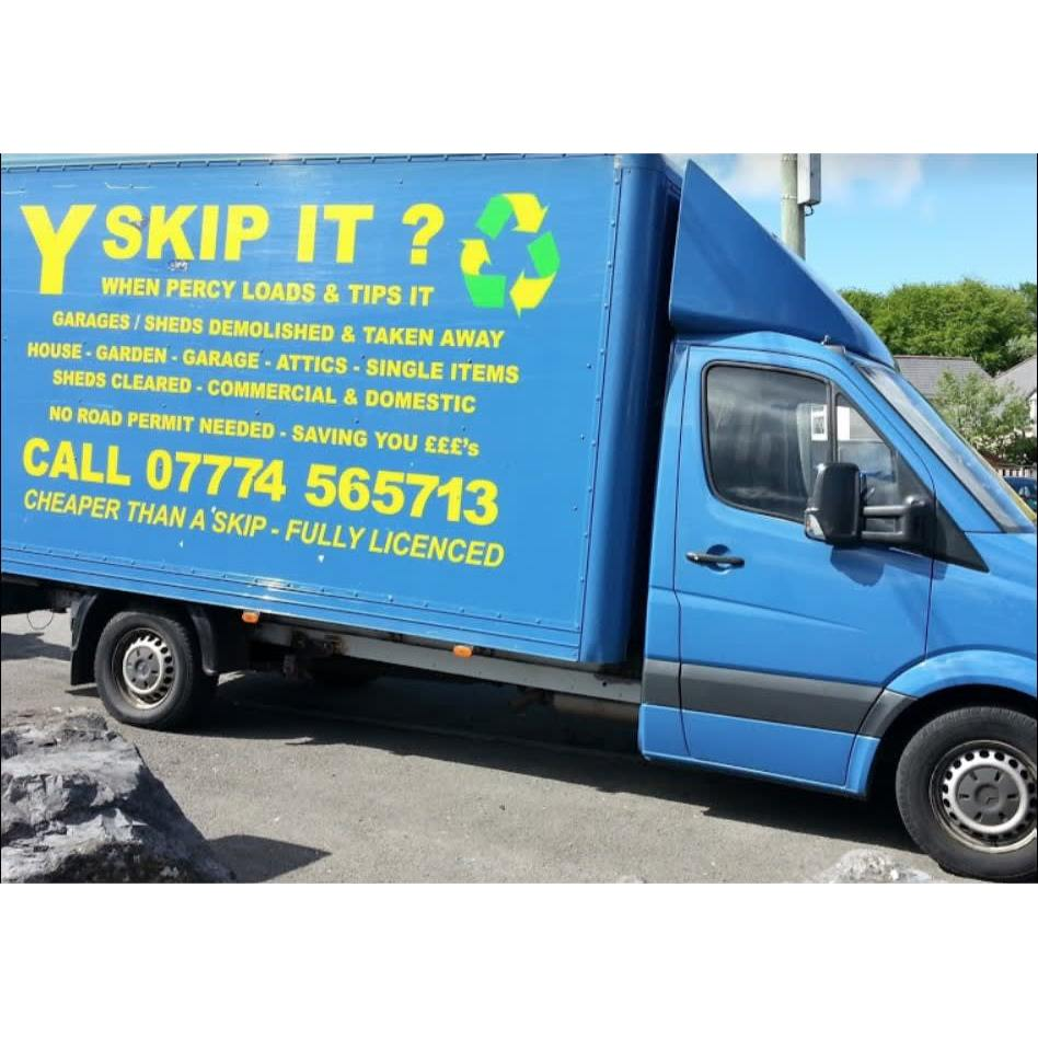 Yskipit - Rubbish & Waste Removal, Disposal - Abergavenny, Gwent NP7 9YH - 07803 822663 | ShowMeLocal.com
