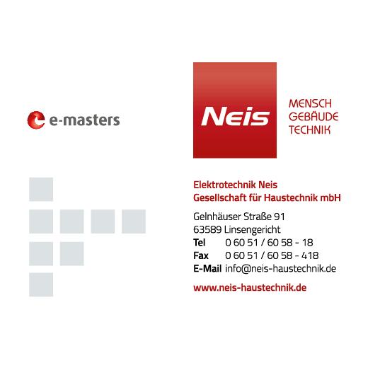 Bild zu Elektrotechnik Neis Gesellschaft für Haustechnik mbH in Linsengericht