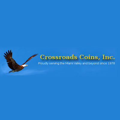 Crossroads Coins, Inc. - Vandalia, OH - Coins & Stamps