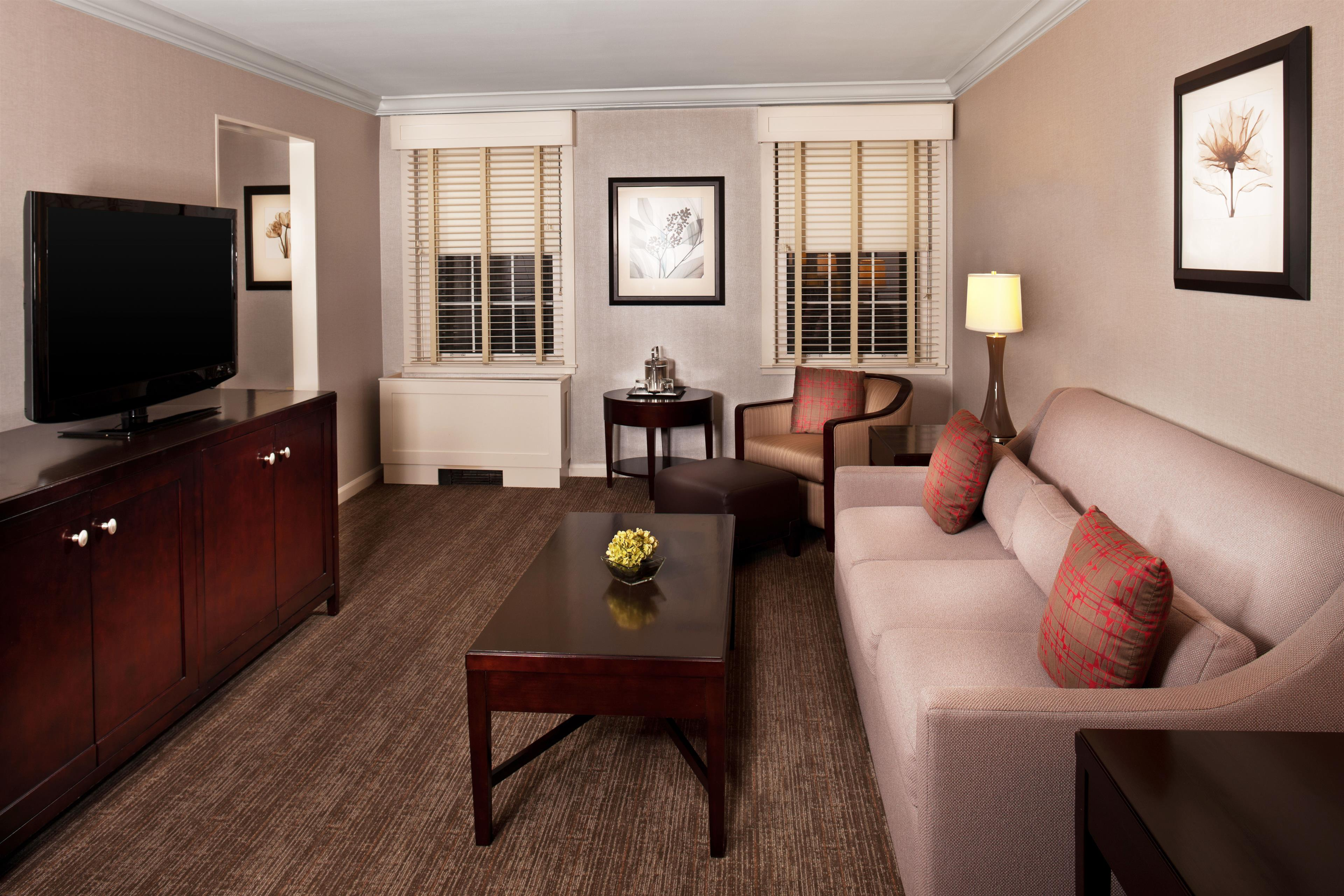 Westin Morristown Room Service