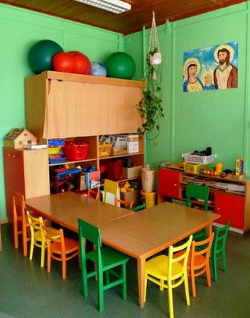 Církevní mateřská škola Jonáš