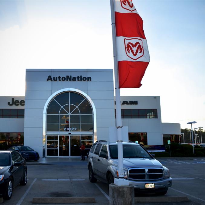 Autonation Jeep Denver >> AutoNation Chrysler Dodge Jeep Ram Spring in Spring, TX | Whitepages