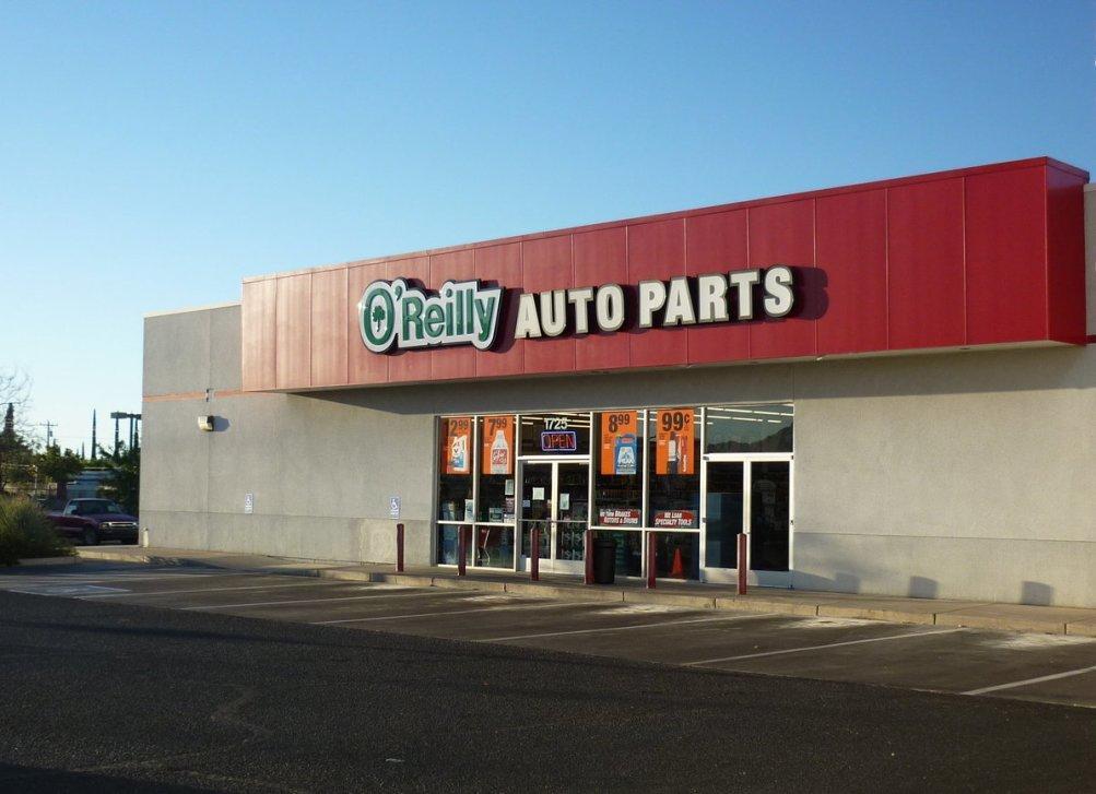o'reilly auto parts - photo #26