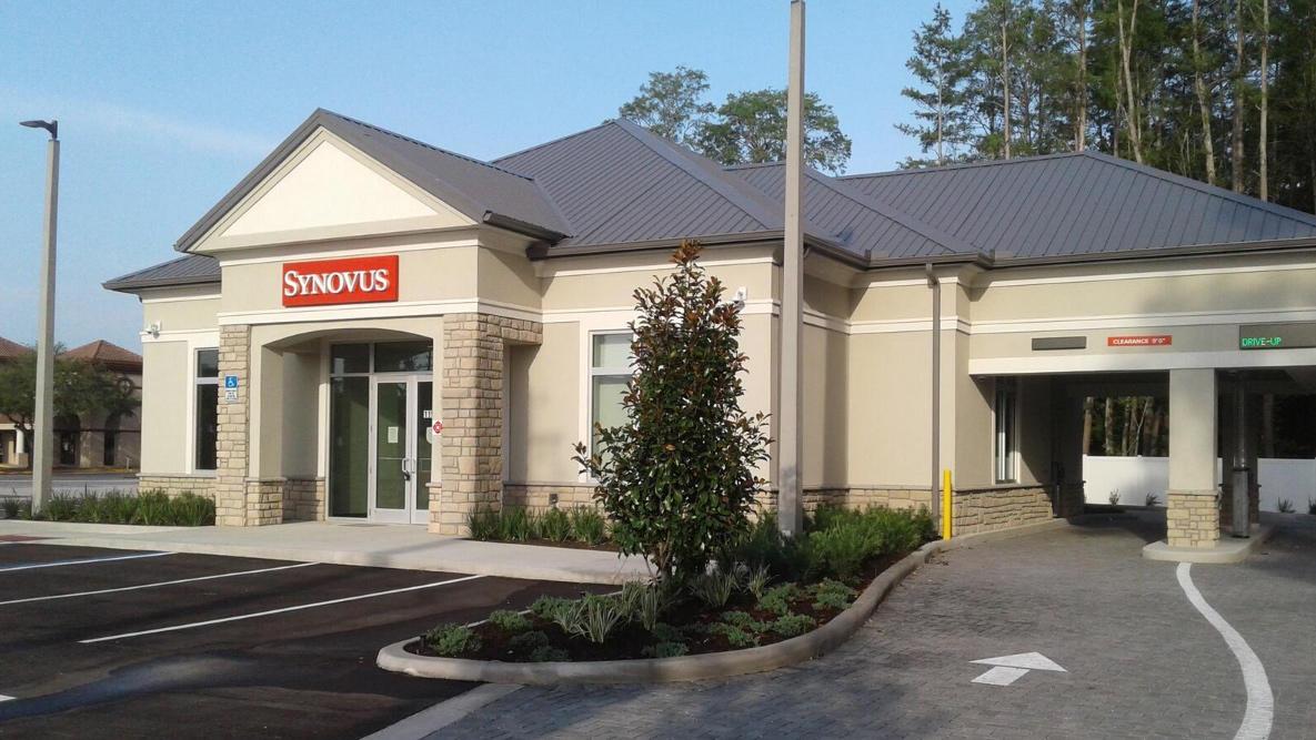 Synovus Bank Tampa (888)796-6887