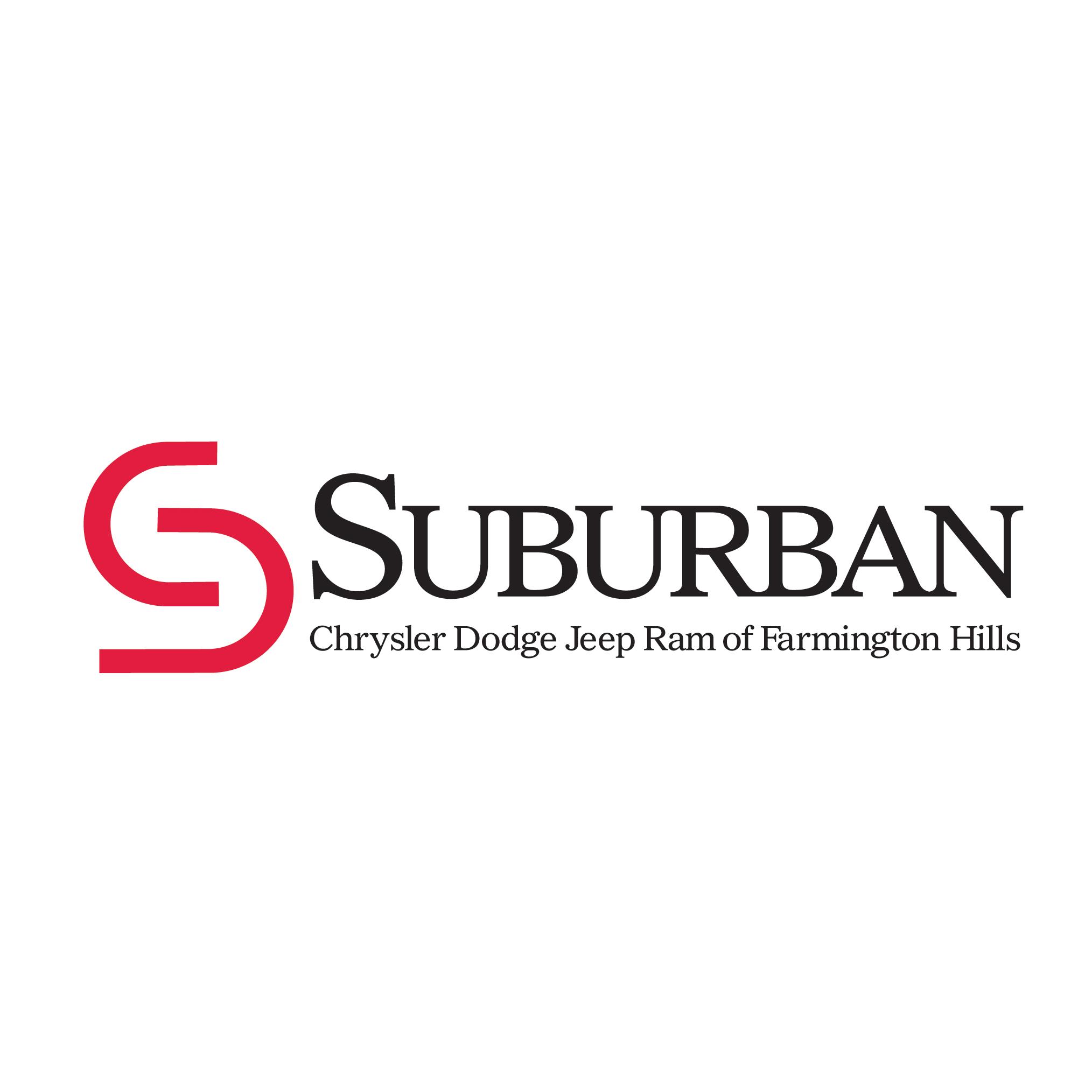 suburban chrysler dodge jeep ram of farmington hills