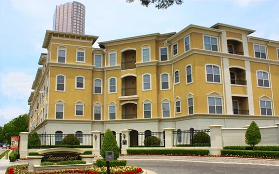 Augusta Court Apartments Houston