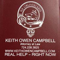 Law office of Keith Owen Campbell