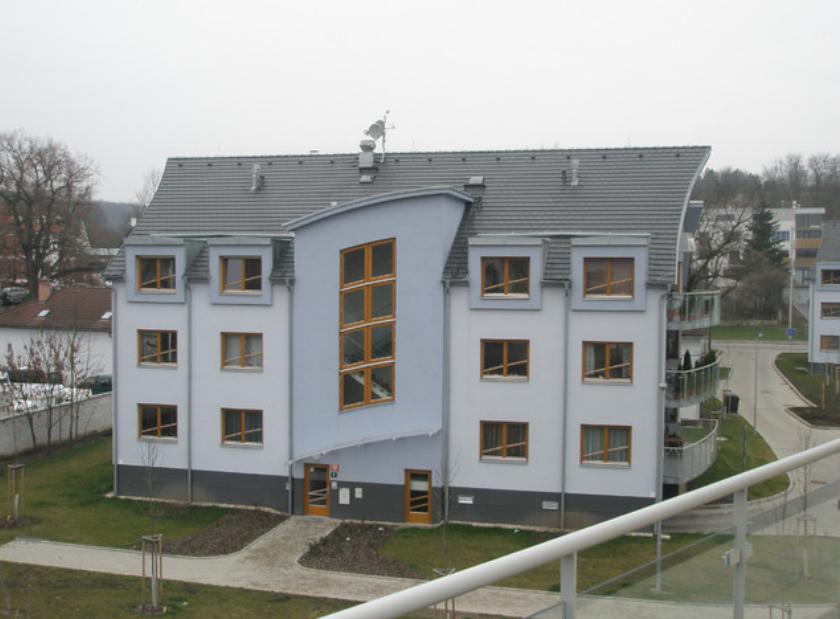 Střechy Kousal