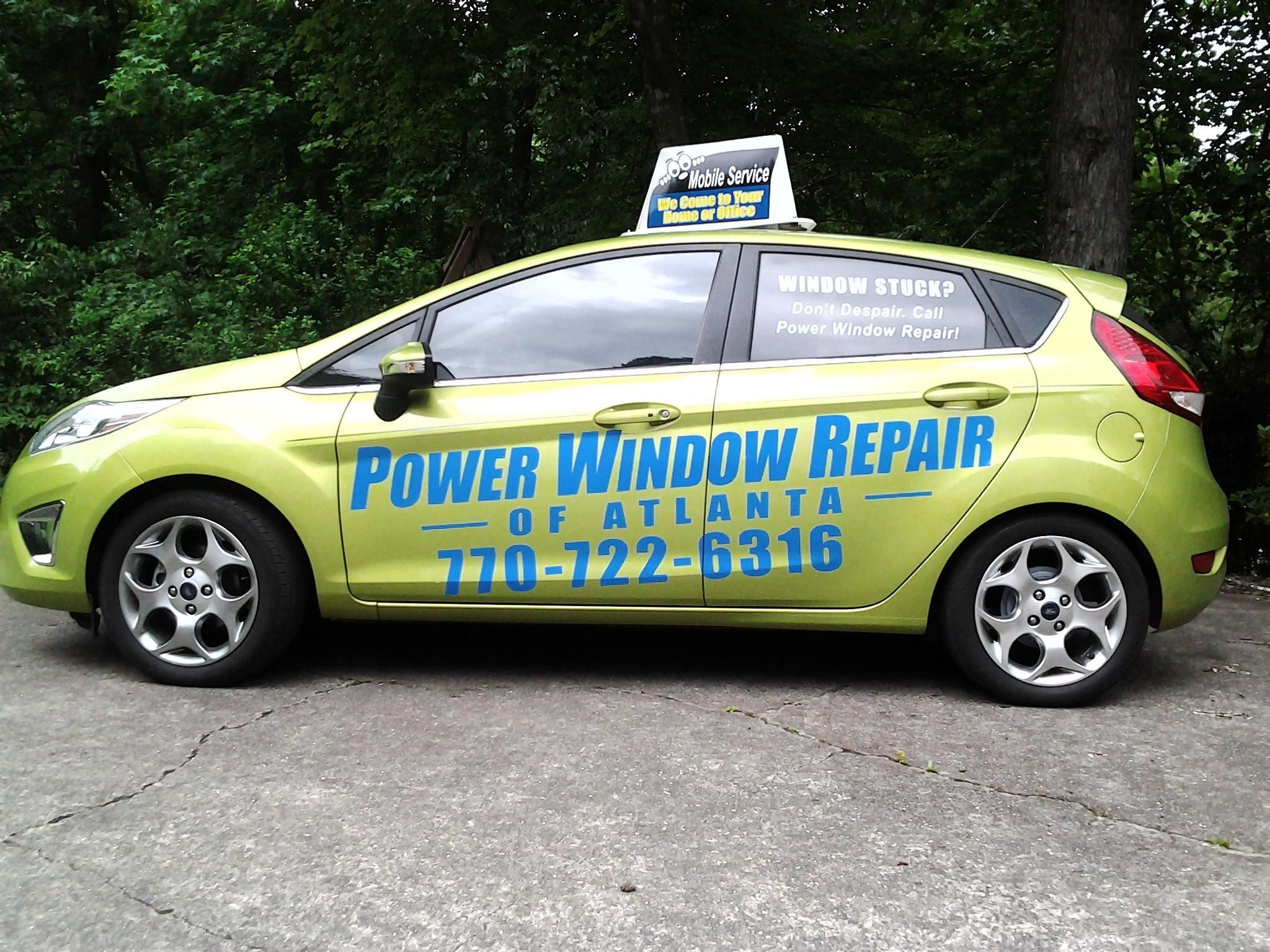 Power window repair of atlanta woodstock georgia ga for Gerber collision and glass