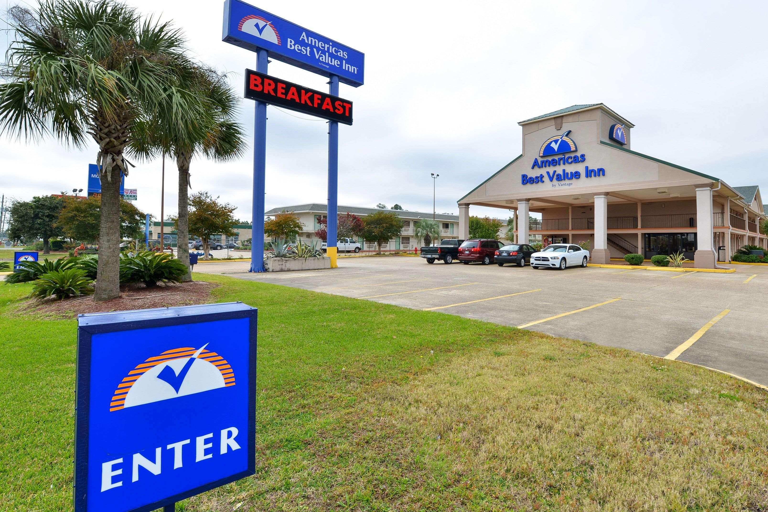 Americas Best Value Inn Gulfport Gulfport Mississippi