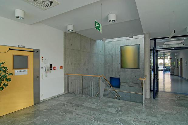 Notaufnahme Notfallzentrum Harlaching 124 München Klinik