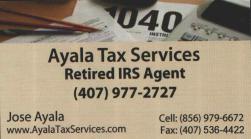 Ayala Tax Service