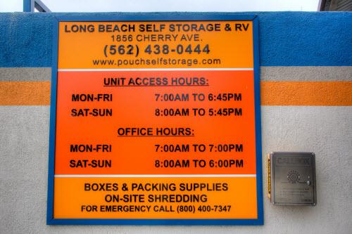 Long Beach Self Storage Long Beach California Ca