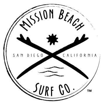 Mission Beach Surf Co. - San Diego, CA - Apparel Stores