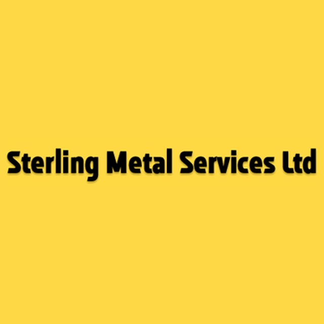 Sterling Metal Services Ltd - Wolverhampton, Staffordshire WV5 8AY - 01902 326202 | ShowMeLocal.com