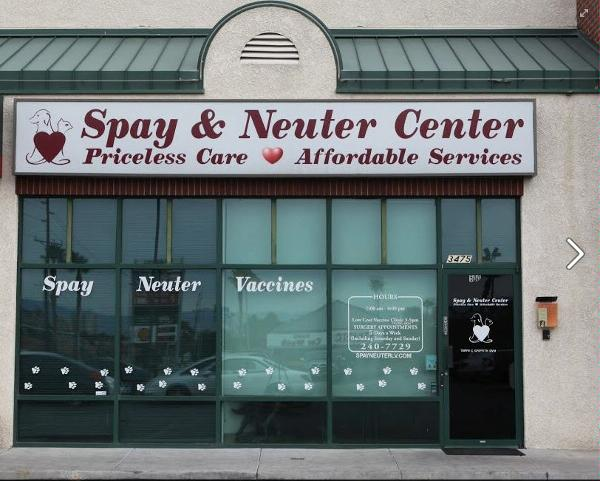 Spay and neuter discount coupons