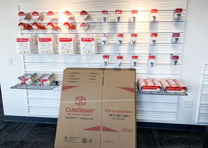 CubeSmart Self Storage Hopewell (804)471-4100