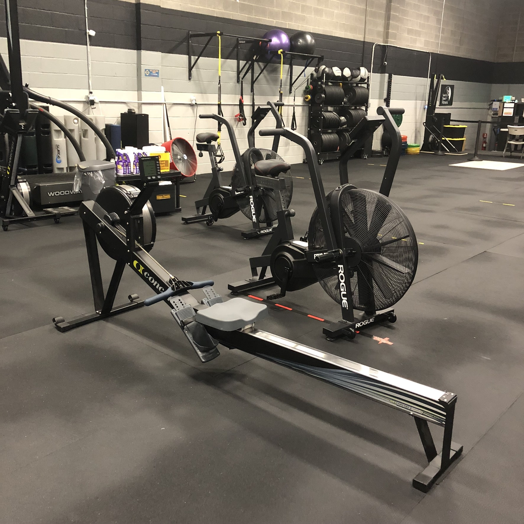 CrossFit Sand & Steel: Personal Training Gym & Mobility Classes