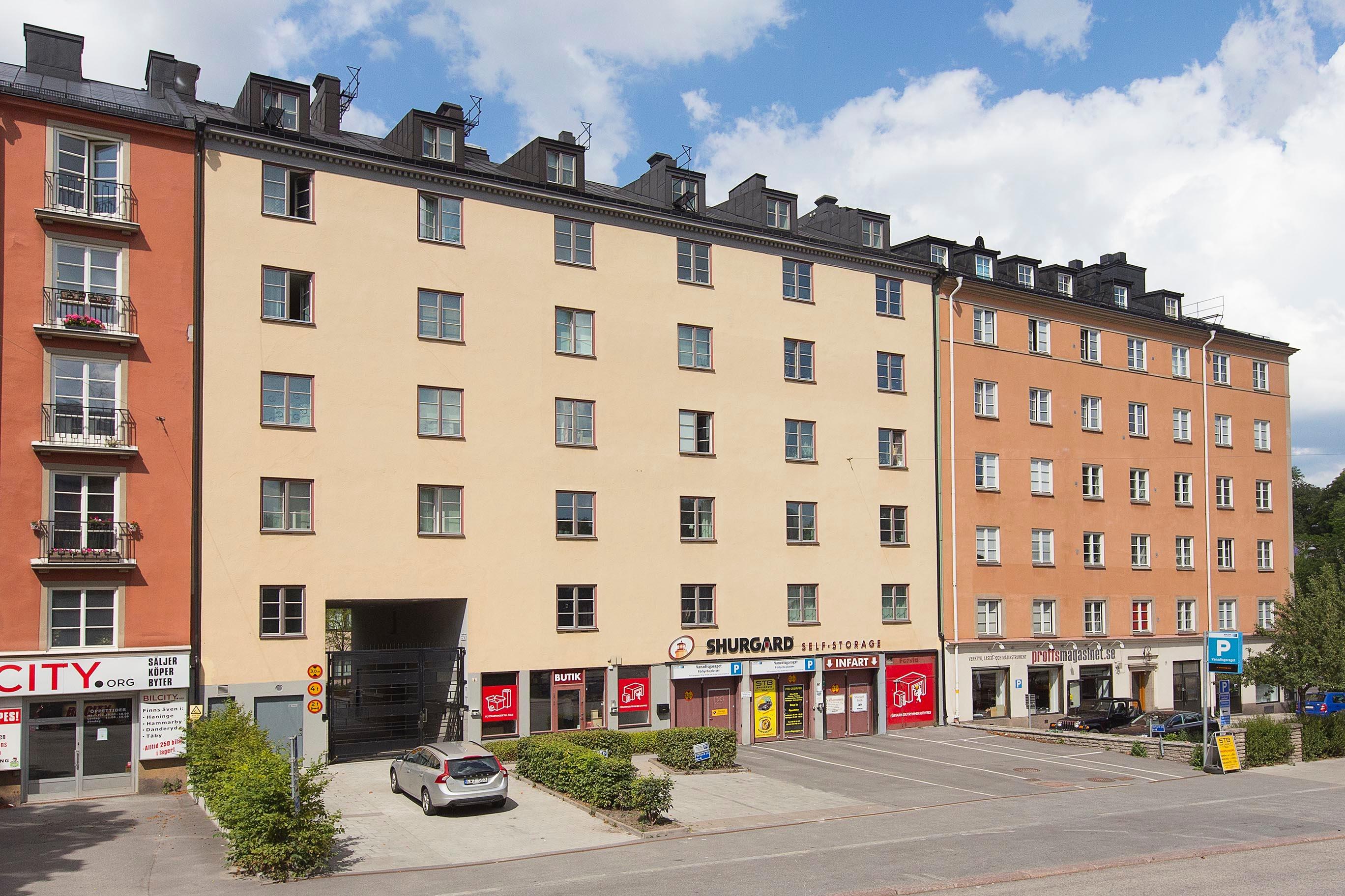 Shurgard Self-Storage Stockholm Vanadis