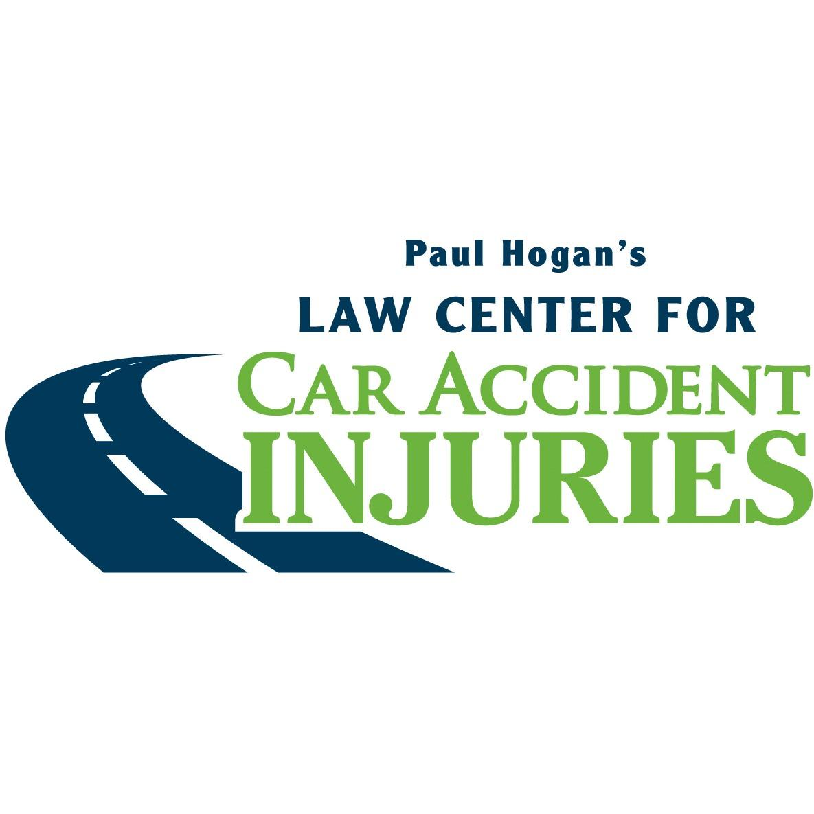 Paul Hogan's Law Center For Car Accident Injuries