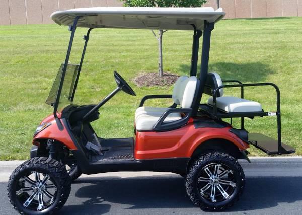 Ultimate golf carts aitkin minnesota mn for Yamaha golf cart repair near me