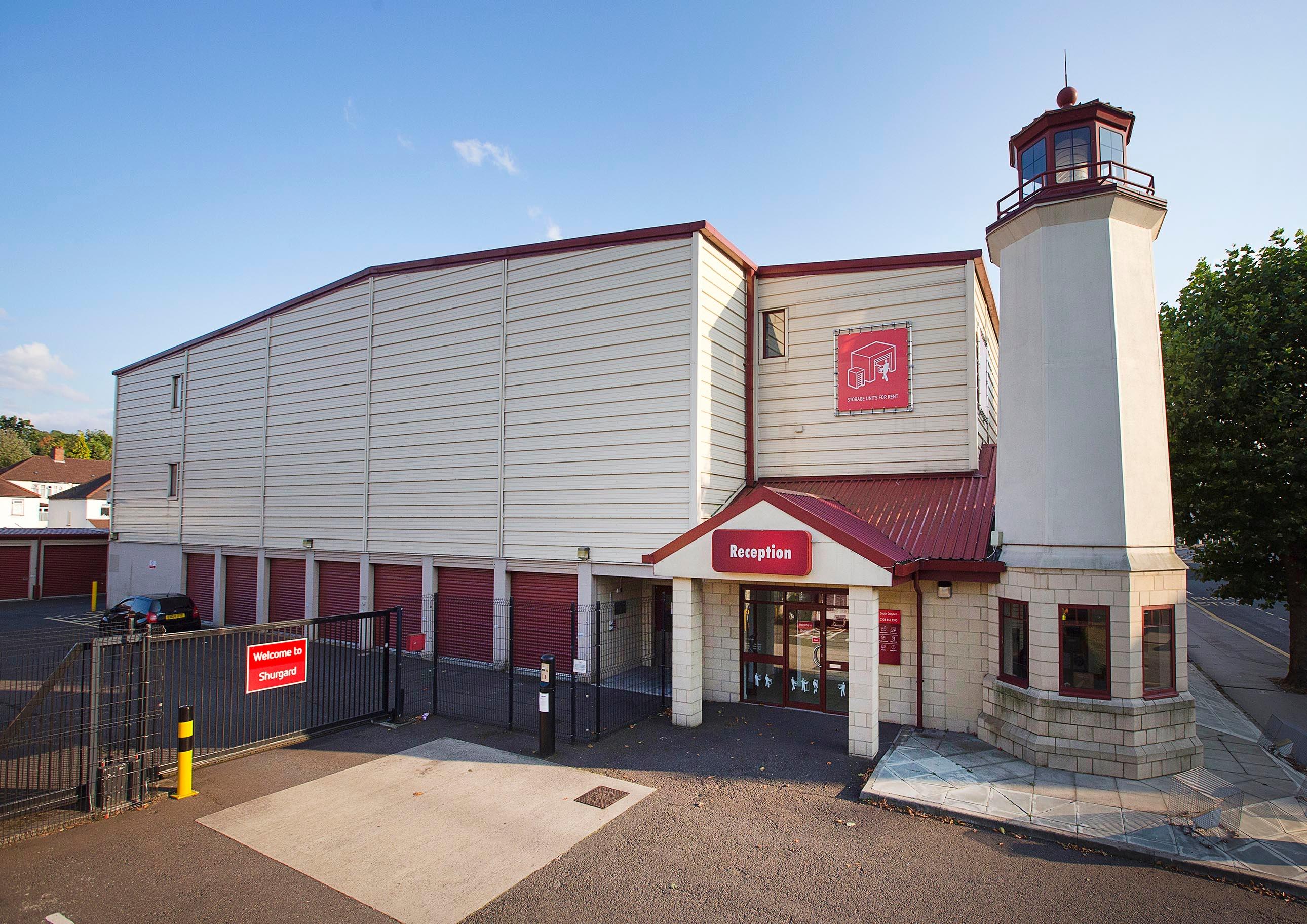 Shurgard Self-Storage South Croydon