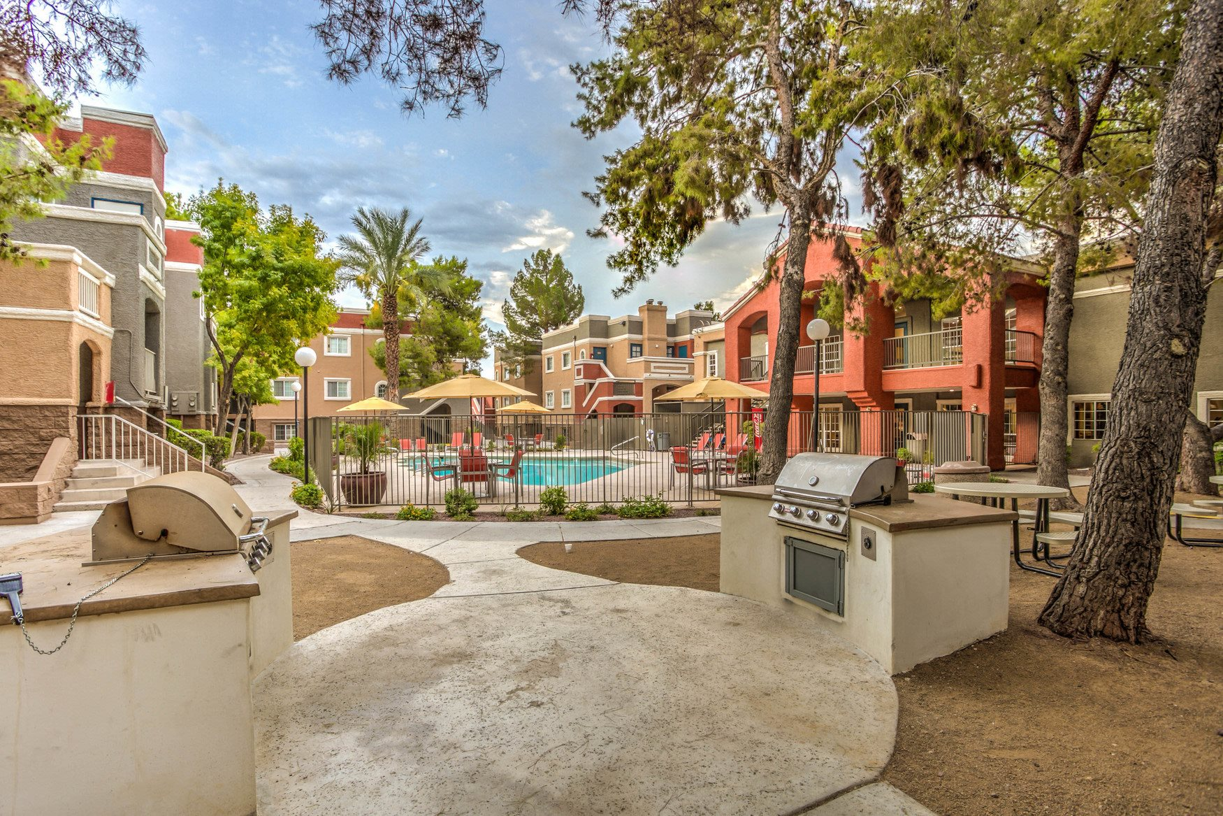 Sedona Ridge Apartment Homes Las Vegas Nevada Nv