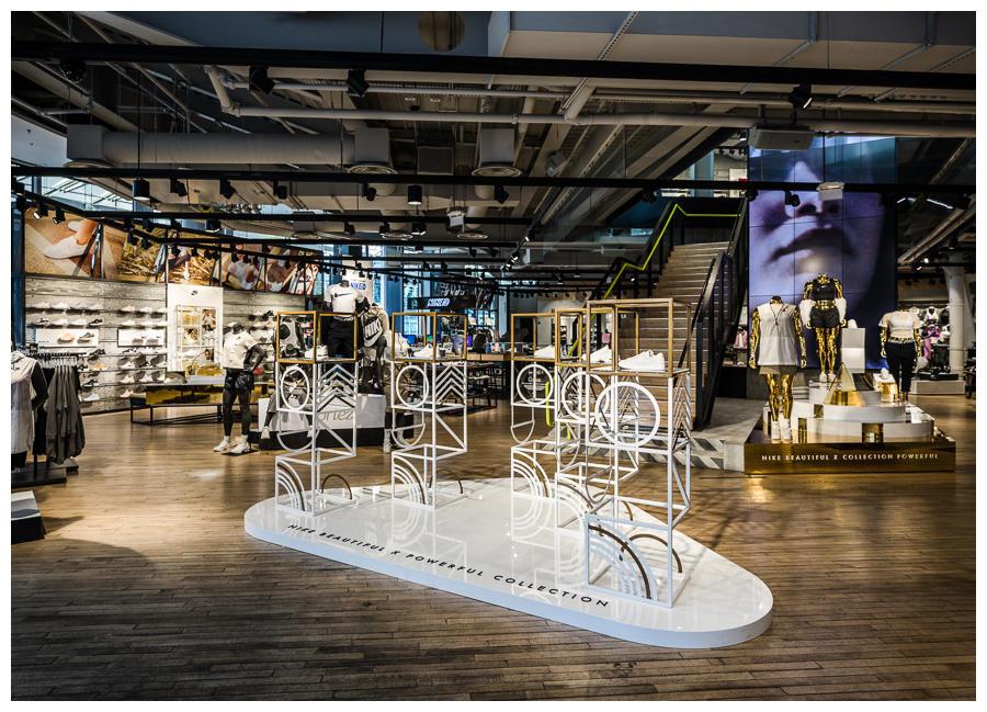 Nike Store Forum Les Halles