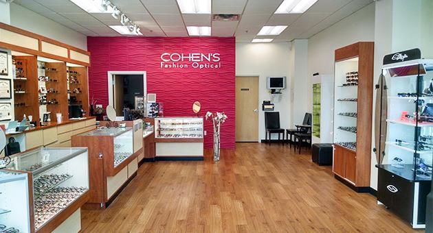 Cohens fashion optical boston