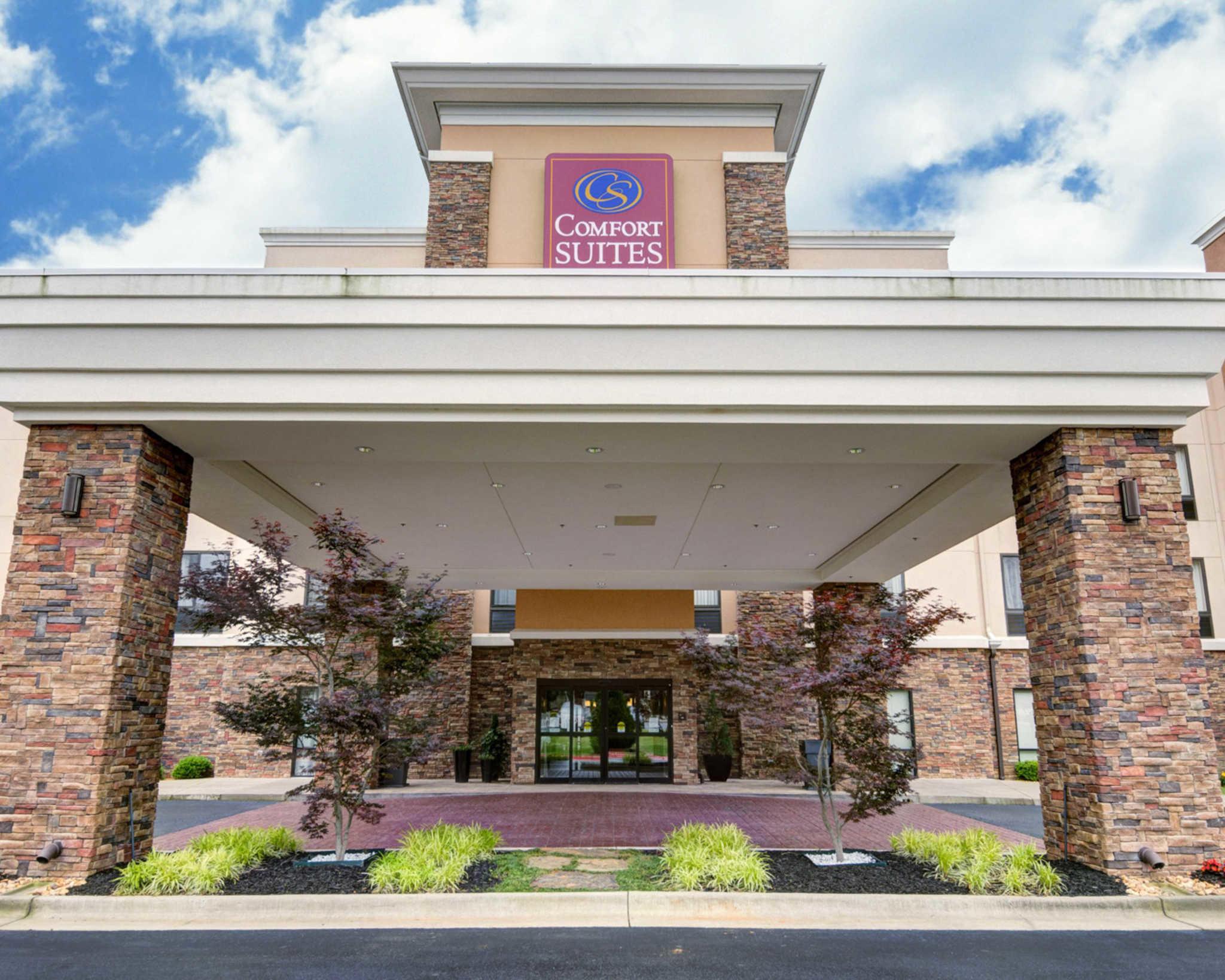 Comfort Suites Little Rock West Little Rock Arkansas Ar
