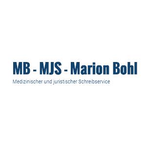 Bild zu MB - MJS - Marion Bohl Medizinischer und Juristischer Schreibdienst in Rostock
