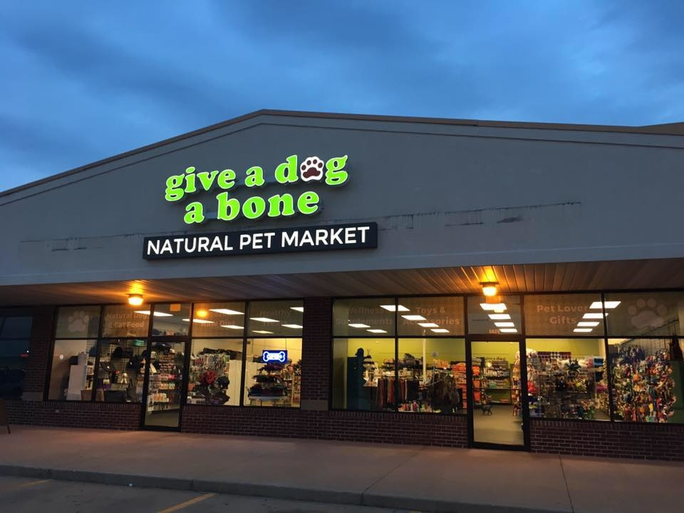 Give a dog a bone evansville indiana in for A touch of class pet salon
