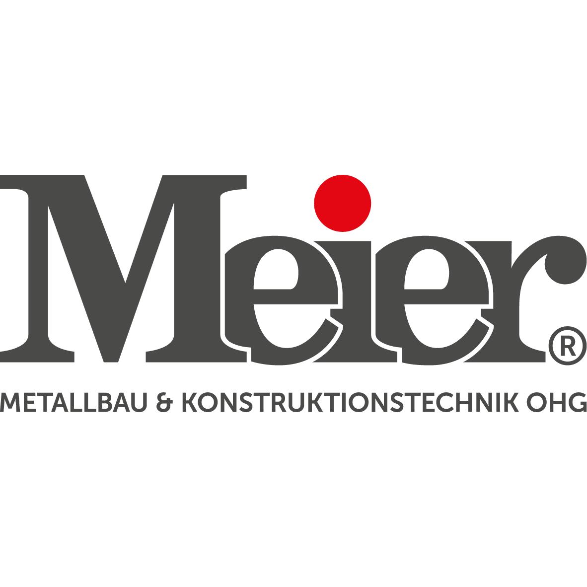 Meier Metallbau & Konstruktionstechnik OHG