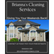 Brianna's Cleaning Services