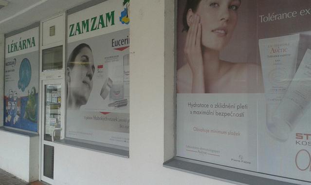 Lékárna ZAMZAM s.r.o. - Hlubočepy