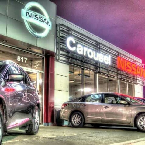 Carousel Nissan In Iowa City Ia Auto Dealers New Cars